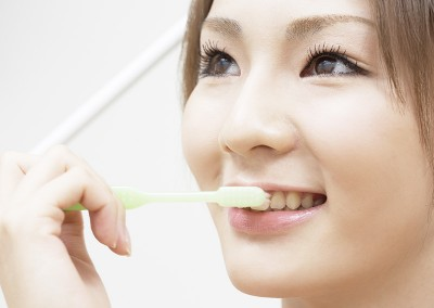 年に2回は歯の定期検診